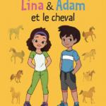 [fr]Couverture d'un tome de Lisa et Adam qui sera adaptée en série animée[en]Cover of a Lisa and Adam volume that will be adapted into an animated series.